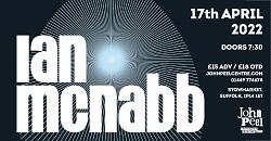 Ian McNabb @ John Peel Centre